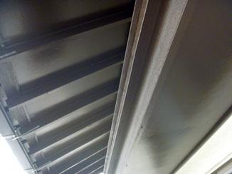 外壁・屋根リフォーム 和の雰囲気を壊さず引き締める軒天塗装