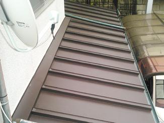 外壁・屋根リフォーム 機能性・耐久性もばつぐんのガルバリウムの屋根