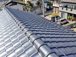 外壁・屋根リフォーム新品に葺き替えて安心して生活できる瓦屋根